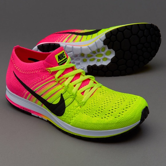 786f6df84625c4 NEW Nike Zoom Flyknit Streak worn In OLYMPICS. M 5b970be0f303694a09663f00